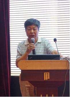 修璐同志做大会主题发言徐俊平同志致大会欢迎词