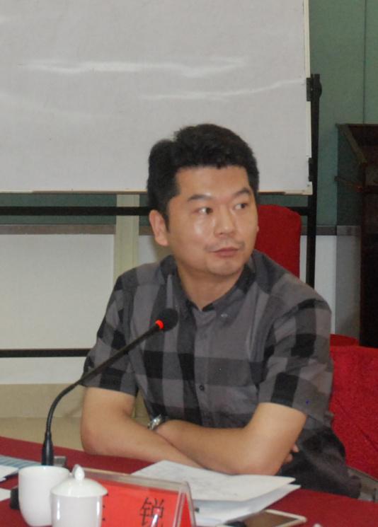 昆明建设咨询监理有限公司董事长王锐做调研交流