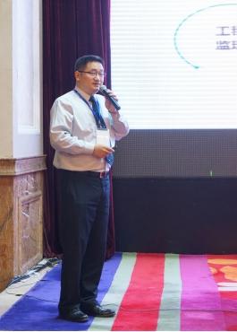 上海建科工程咨询有限公司董事长张强做专题报告