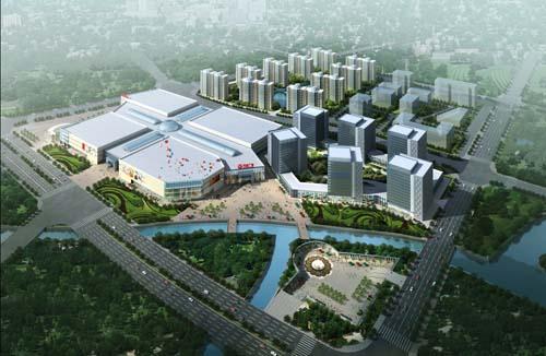 上海嘉定万达广场(图)