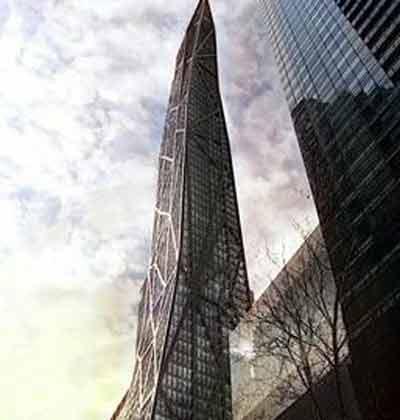 全球未来十大最具特色摩天大楼(二)