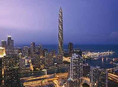 全球未来十大最具特色摩天大楼