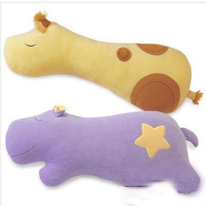 韩国动物造型布艺抱枕