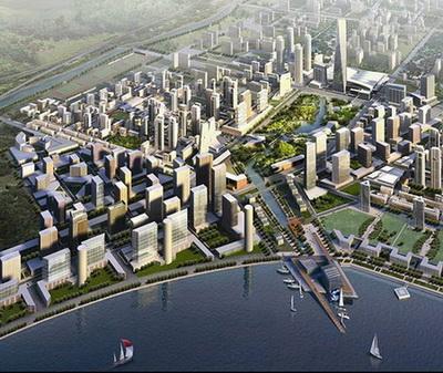 韩国仁川松岛新城 照片2 地图 帮你了解的!松岛