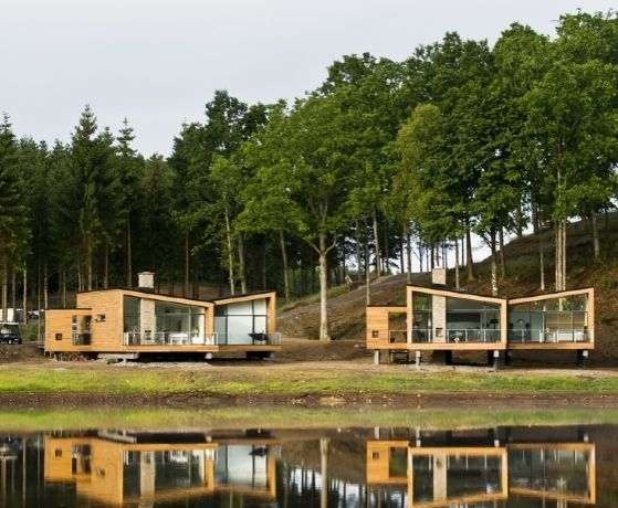 如果有一个林间的小木屋是不是这一切都能达到了呢?
