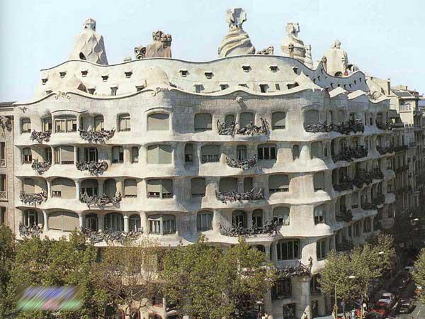 奇怪的建筑物 2图片