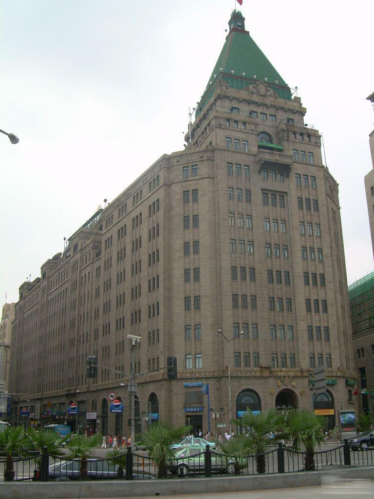 中国现代特色建筑一