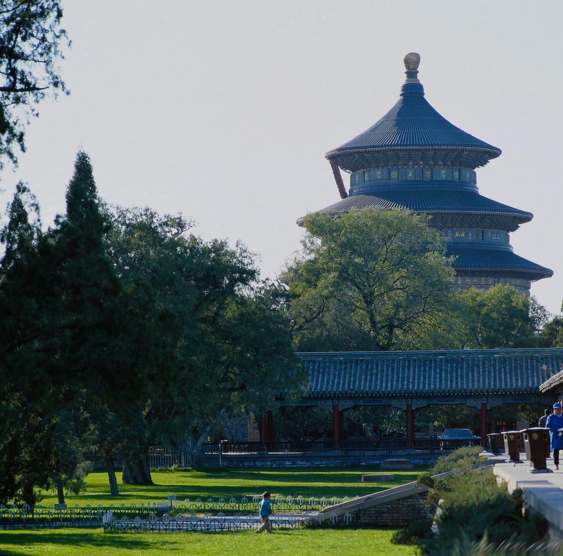 精绝神妙的中国古代建筑(4)