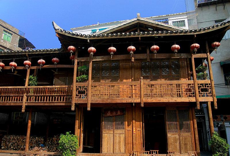 湘西古建筑(2)