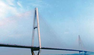 武汉长江大桥第三桥