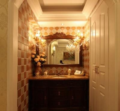 80平二房一厅简欧风格美家装修(一)图片