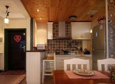 3室2厅田园风格装修