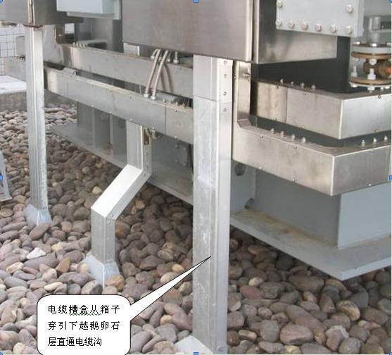标准针对新建110kV~500kV变电站工程,提出了电气施工技术要求及措施,具体包括:   (1)各类主要电气设备安装要求,包括:设备本体安装、设备本体电缆引至地面的敷设、设备本体接地线的引接、设备操作平台等;   (2)各类母线的安装要求,包括:悬吊管母、支柱管母,铜(铝)排母线、软导线等;   (3)各种配电箱的安装要求,包括:照明箱、动力箱、检修箱等;   (4)变电站主地网;   (5)变电站照明灯具安装和布线;   (6)高低压电缆在电缆沟里或电缆间里的敷设及防火封堵、各类屏柜、端子箱、汇控箱、