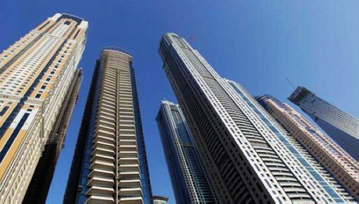 """迪拜建筑""""公主塔""""成为全球最高住宅"""