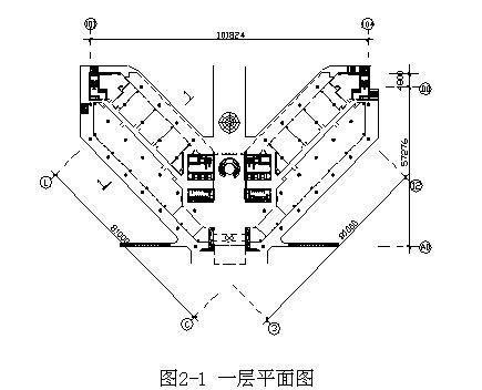 组织设计(框架剪力墙结构)-机电之家网工程管理网