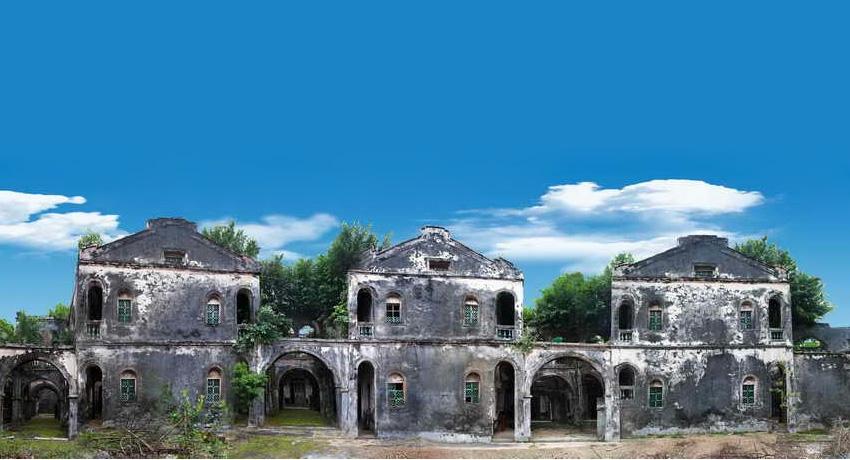 松树大屋:南洋侨乡建筑奇葩的百年孤独