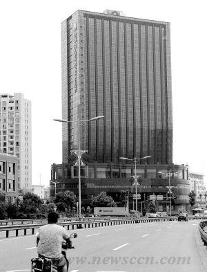恒安国际大酒店闲置3年,或成义乌市最大的烂尾