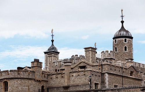 最有价值的建筑之一:伦敦塔