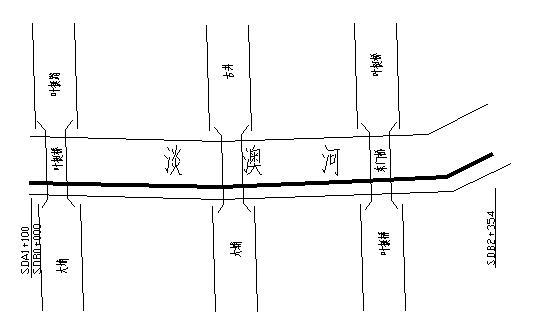 市政污水管道施工组织设计
