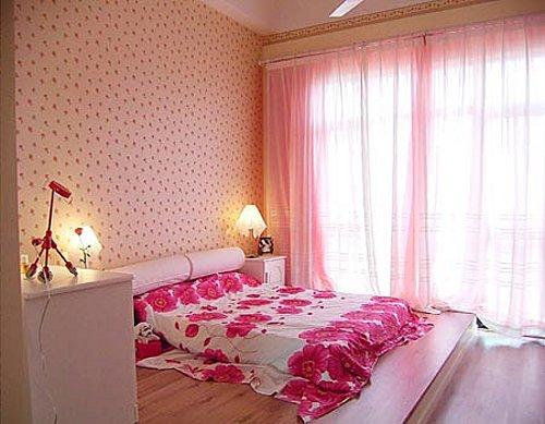 背景墙 房间 家居 设计 卧室 卧室装修 现代 装修 500_389