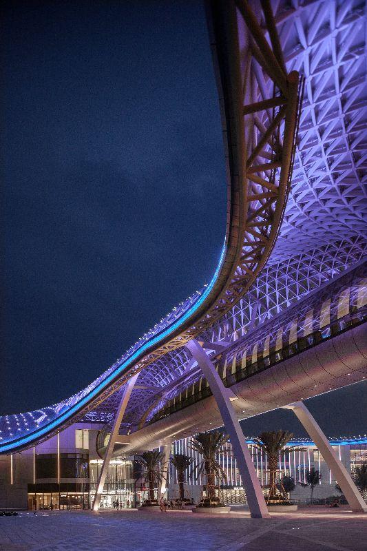 中国三亚海棠湾国际购物中心