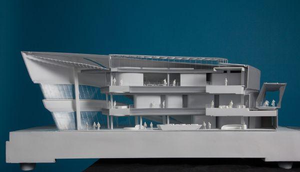 建筑实体模型