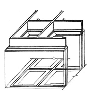 条形砖基础平面图如何识读
