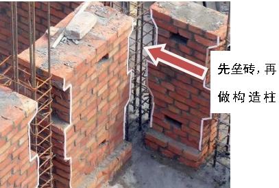 对的,所以砖混结构虽然有圈梁及构造柱这样的守护神,但也不能垒太高嘛