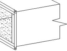 内保温金属风管施工技能