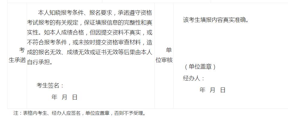 简历表自我�9.��#���_附件:工作简历表及诚信承诺书   云南省人事考试院   2019年2月22