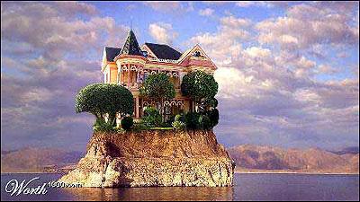 世界上最奇怪的建筑(组图)