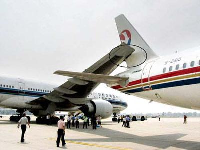 首都机场飞机剐蹭_建设工程教育网
