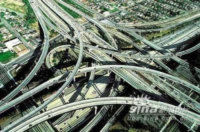 世界上最复杂的立交桥!