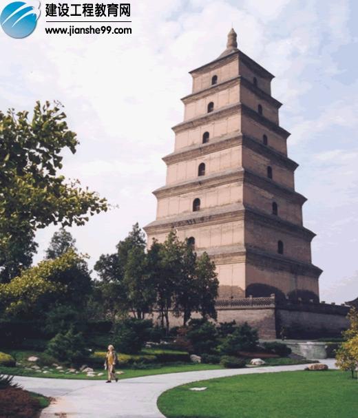 中国城市特色建筑照片锦集——西安