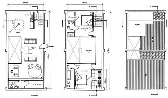 工程图 户型 户型图 平面图 560_328图片