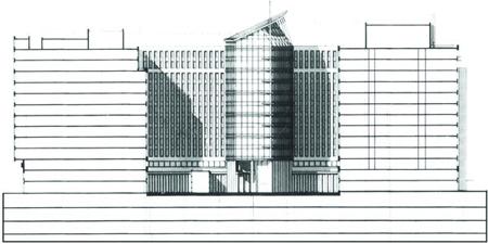 世界银行建筑设计图