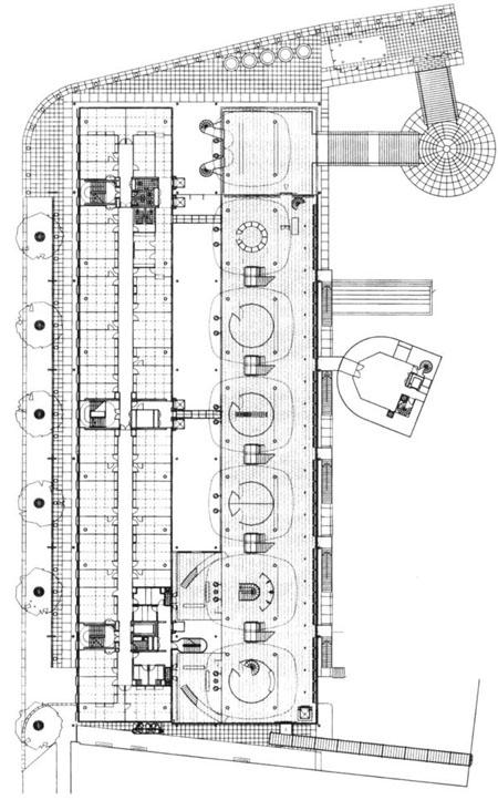 法国建筑设计图(三)