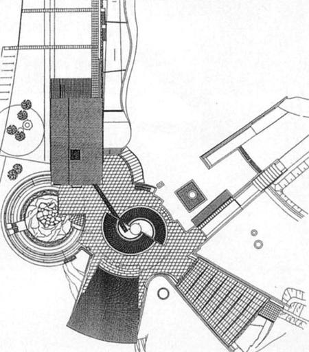 法国建筑设计图(二)_建设工程教育网