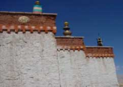 藏式传统建筑(组图)图片