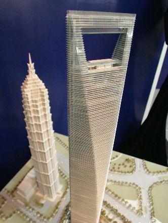 上海环球金融中心:世界第一高楼碰到了什么难题?