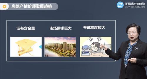 房地产估价师职业前景分析——王竹梅